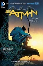 Batman Vol. 5: Zero Year - Dark City The New 52 (Hardcover)