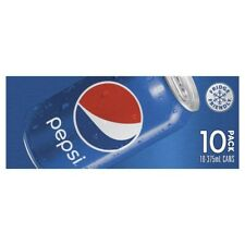 Schweppes Pepsi Multipack Cans 375ml 10 X 375ml