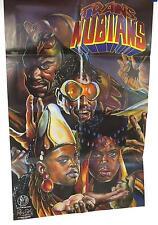 Trans Nubians Original Shop Promo Poster 1995 Roger Barnes Mint Condition