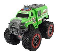 Dickie Toys SOCCORSO ALPINO Monstertruck 23 CM-NUOVO IN SCATOLA