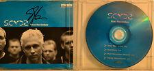 SCYCS - NEXT NOVEMBRE - FIRMATO CD (U830)