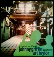 JOHNNY GRIFFIN ART TAYLOR QUARTET - SPAIN LP CFE / Stop Jazz / Timeless 1983