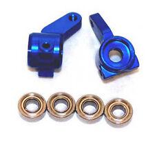 Blue Aluminum Steering Knuckles for Traxxas Slash 2WD # ST3636B Rustler Stampede
