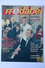 DDR Fernsehzeitschrift FF Dabei RARITÄT 06/1988 TOP !!
