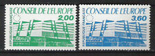 1987 YT 96 à 97 - SERVICE CONSEIL EUROPE - TIMBRES NEUFS** LUXE