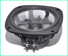 One New Pair (2 units) Rogers 6'' Transparent Cone Woofers CF061201