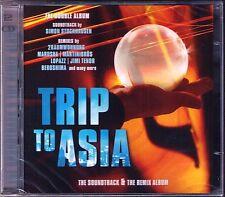 TRIP TO ASIA Simon Stockhausen Astrid North BPO 2CD OST Soundtrack + Remix Album