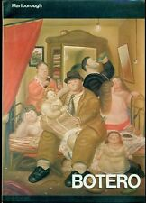 Fernando Botero. Catalogo di mostra, Marlborough Galerie, Zurigo 1974