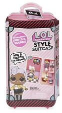 LOL Surprise 15 Surprises as If Baby Style Suitcase Dress up Doll/accessory 6y