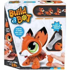 Build-a-Bot Make Your Own Robot Kit Fox