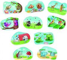 Kinderpuzzle 10 x 2 Teile - 1,2, Puzzelei – Farben und Muster von Haba