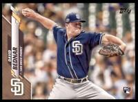 2020 Topps Series 2 Base Gold #531 David Bednar /2020 - San Diego Padres