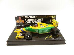 Benetton Ford B192 Michael Schumacher #5 1992 Spa MINICHAMPS 1/43 F1 Formula 1