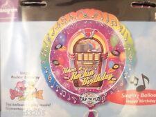 """Anagram """"Have a Rockin' Birthday"""" Singing Baloon Round 28"""""""