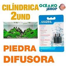 Hagen Aquafizzzz Marina Ausstroemer-stein Cilíndrico 2 pack