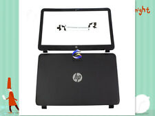 """New For HP TPN-C117 15.6"""" LCD Back Cover & LCD Front Bezel Cover& LCD Hinges"""
