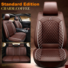 Car Seat Cover Full Surround Seat Cover Seat Cushion PU Leather Breathble Mat