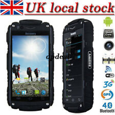 Brand New Land Rover V8 Smartphone Dual Core Rugged Android 4.2 Mobile Phone UK