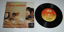 """Mick Jagger Just Another Night 7"""" Single - VVG"""