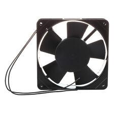 AC 220V-240V 120x120x25 mm Fan for PC Black A7F7