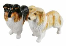More details for rough collie gift, cruet set handmade by blue witch