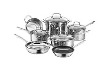 Cuisinart 89-11 11-Piece Professional Stainless Cookware Set - Freeshipping