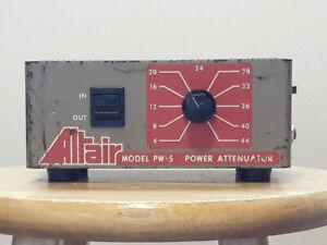 Altair Model PW-5 Power Attenuator - Vintage