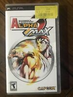 Street Fighter Alpha 3 Max ( Sony PSP)