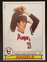 1979 Topps Nolan Ryan #115 NR-MINT HOF California Angels