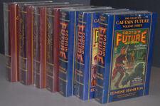 Collected Edmond Hamilton & Captain Future ALL 7 HC books OOP MINT Haffner Press