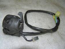 SUZUKI GZ 250 Bj. 2003 Lenkerschalter links lhs handlebar switch