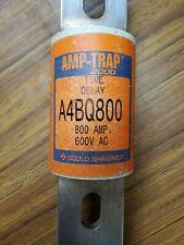 A4BQ800 SHAWMUT 800 AMP FUSE CLASS L