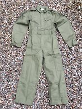NEW: British Army Coveralls/Overall - Olive Green Coverall- Military Surplus