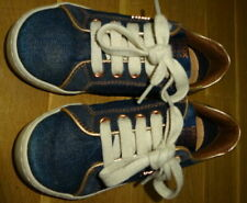 Top! GEOX Kiwi Sneakers Gr: 31 Girl Kinder Mädchen Freizeit- Schuhe Jeans