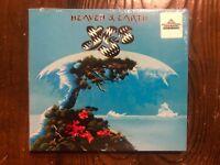 YES–HEAVEN & EARTH-NEW/SEALED-CD Digipack progressive art rock asia king crimson