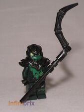 Lego Evil Green Ninja from Sets 70732 + 70736 Morro Dragon Ninjago NEW njo154
