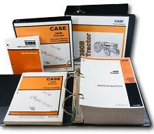 Caso 1030 Confort King draft-o-matic libro De Taller De Reparación Manual De Servicio