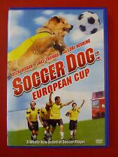 Soccer Dog 2: European Cup (DVD*En/Fr*Nick Moran*Jake Thomas*Lori Heurig)