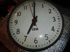 Vintage Ibm System Wall Clock