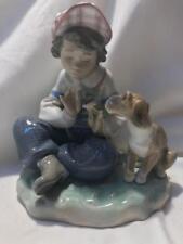 Lladro I Hope She Does Figurine 5450