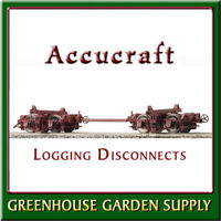 Accucraft AM2214-01 Logging Disconnects Car