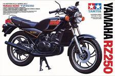 TAMIYA MOTORCYCLE SERIES NO.2  KIT 1:12 MOTO YAMAHA RZ250   ART 14002