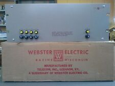 Business Telephone System Pwr Supply Webster Electric PS 23 vintage audio NOS