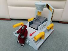 Super Mario Bros Movie Devo Chamber Playset & Goomba Figure Nintendo Ertl 1993