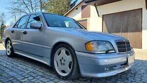 1995 Mercedes C36 AMG W202 California import
