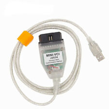 Mini VCI Diagnostic Tool Cable Scanner Adaptor for Toyota Lexus TIS Techstream