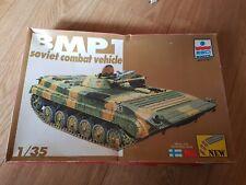 Esci 1/35 Model Tank  BMP 1 Soviet Combat Vehicle