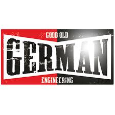 Good Old German Aufkleber Sticker Racing Tuning Ratte Oldschool Retro Oldtimer