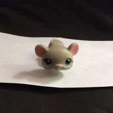 Littlest Pet Shop Walmart Tricks N Talent Gray Mouse #80/309