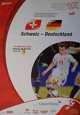 Programm LS 26.5.2012 Schweiz - Deutschland